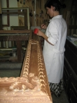 preparation, plaster-bolus